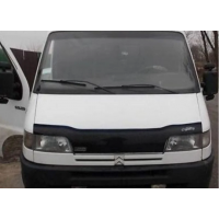Дефлектор  капота Citroen Jumper 1994-2003 /до ресталинга