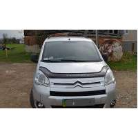 Дефлектор  капота Citroen Berlingo 2008-