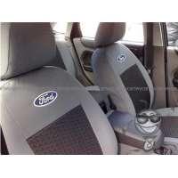 Чехлы на сиденья для Ford Tourneo Connect  с 2013 г