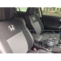 Чехлы на сиденья для Honda CR-V с 2002-06 г